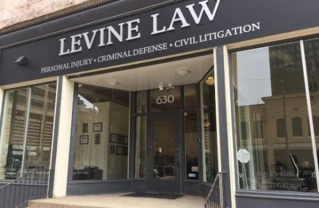 Levine Law Milwaukee Office