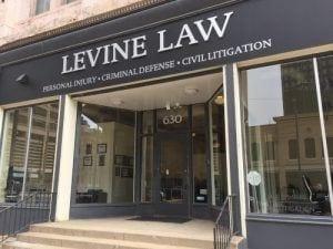 Levine Law Milwaukee Office